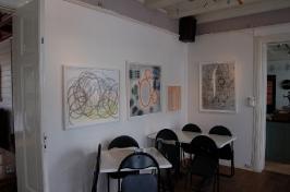 Hellviktangen kunstkafe 2011
